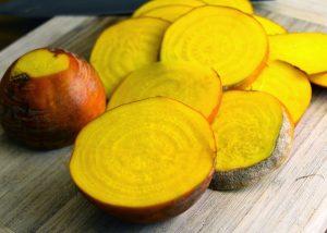 remolacha amarilla